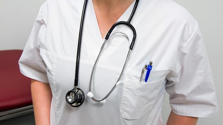 Sjuksköterska. Foto: Claudio Bresciani/TT