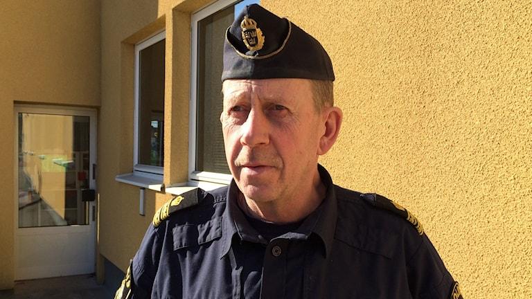 Kommunpolis Per-Axel Tobiasson