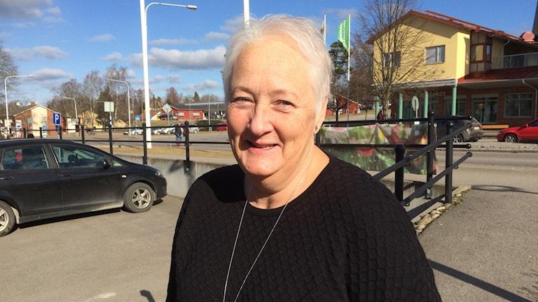Monica Widnemark, kommunalråd Lessebo