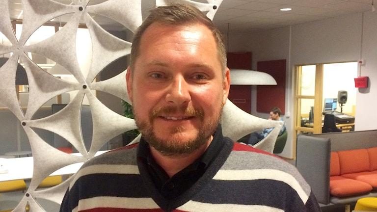 Johan Törnqvist, vd för Play n GO