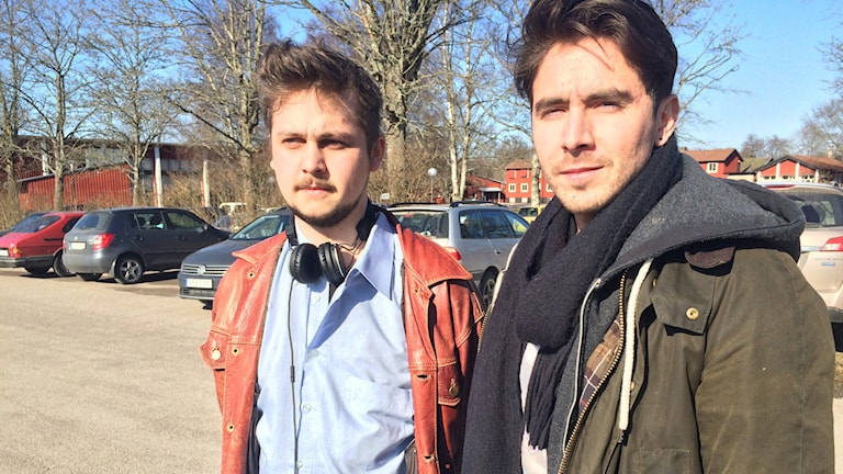 Jesper Thour och Juan Oscar Guzman Svensson