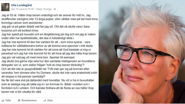 Ulla Lundegård