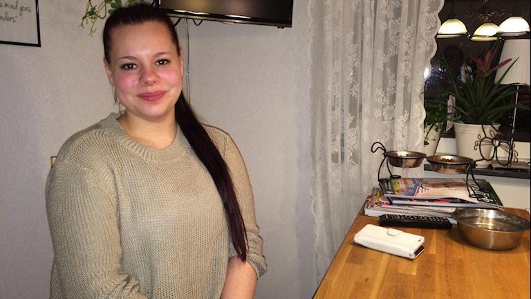 Malin Sjöö, adhd-patient