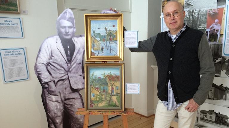 Yngve Räv och Bertil Bäckström