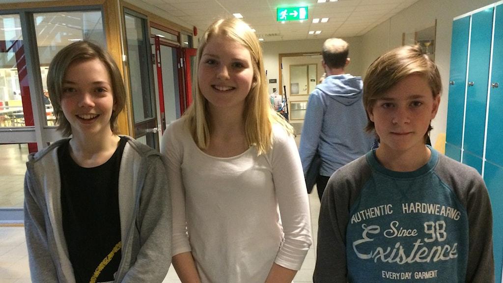 Elever på Norregård