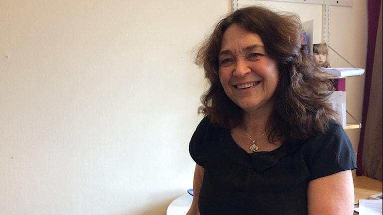 Marie O´Neill, chefsöverläkare på BUP i Växjö