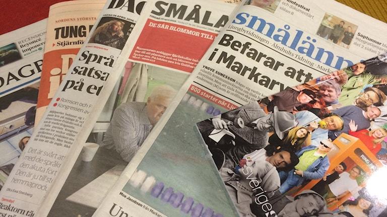 Tidningarna, TV och Radio tvingas stänga sina kommentarsfällt efter hat och hot.