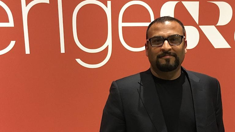 """Naimul Abd kommer från Pakistan och har bott i Sverige i två år. Han berättade om sitt forna hemland i """"Jag kommer från..."""""""