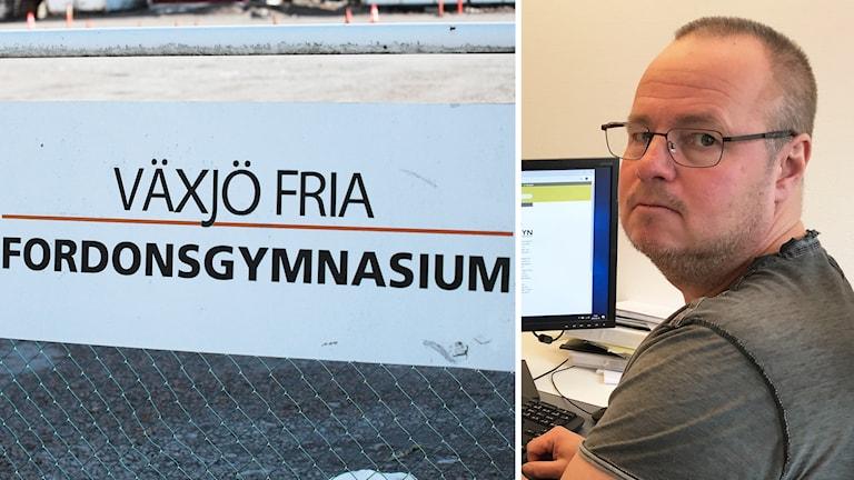 Roger Johansson från Byggindustrins Yrkesnämnd, BYN.