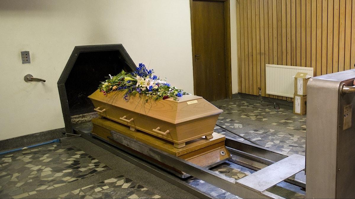 Kremering, krematorium, kremeras