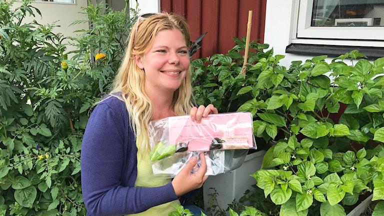 Ida Bjervner Jakobsson och chilin