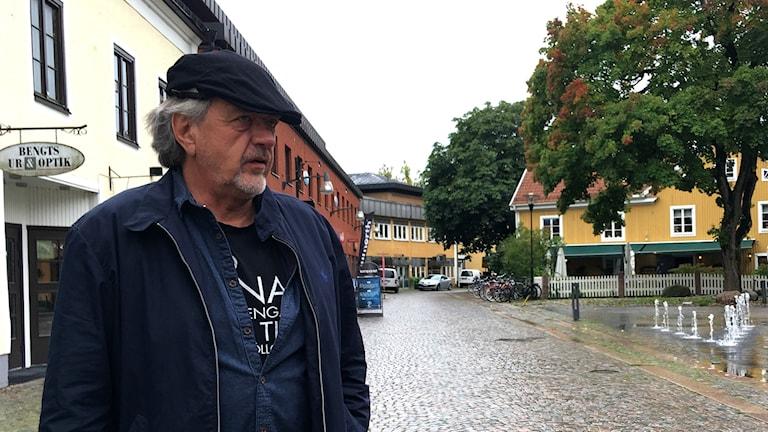Mats Eriksson från Växjö.