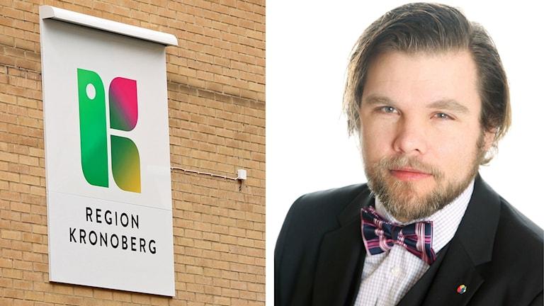 Olof Björkmarker hoppar av samtliga uppdrag i Region Kronoberg.