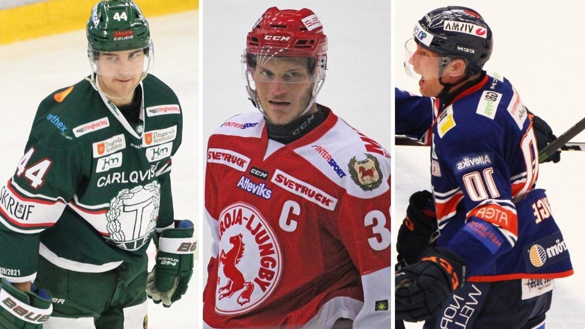 Tingsryd, Troja och Växjö ishockey