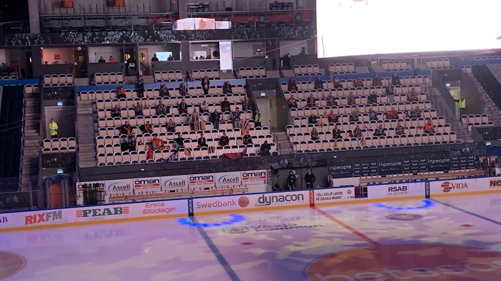 Publik i Vida Arena