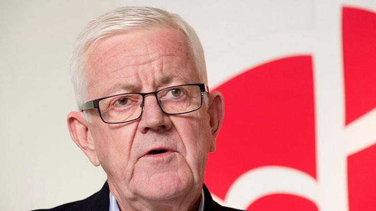 Lars Engqvist presenterades som ny tillförordnad kommunchef i Uppvidinge.