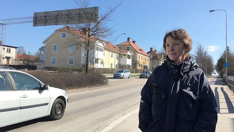 Eva Hallgren Larsson.
