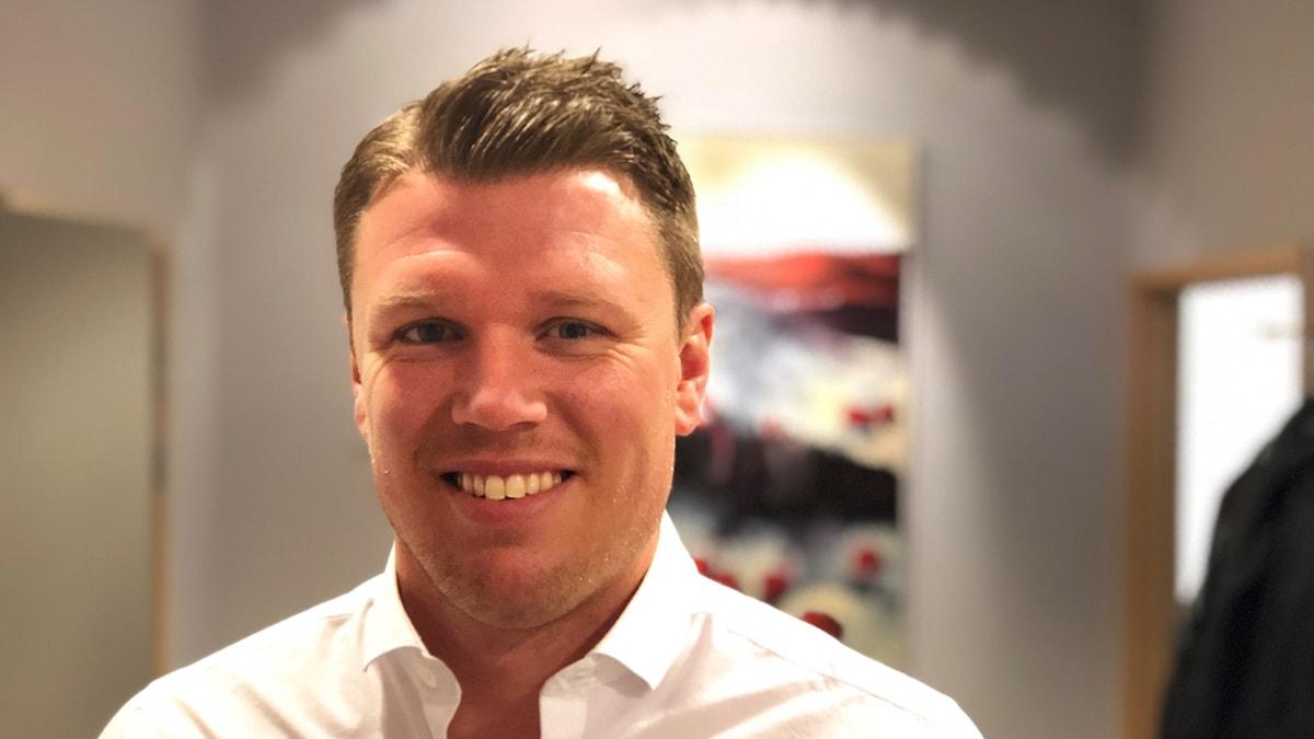 Christian Järdler, tränare Östers IF