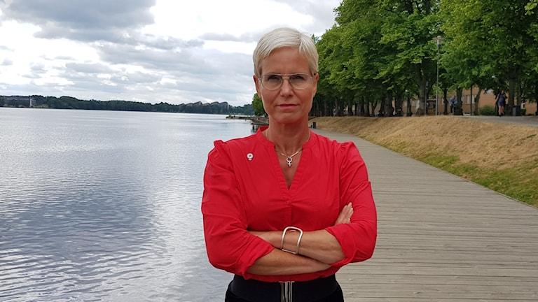 Växjö Socialdemokraterna Malin Lauber