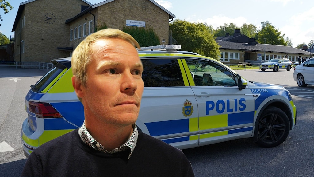 Marcus Holmqvist, säkerhetsansvarig på Växjö kommun,