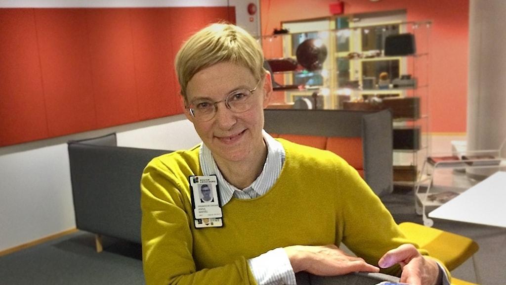 Anna Bärtås, barnläkare