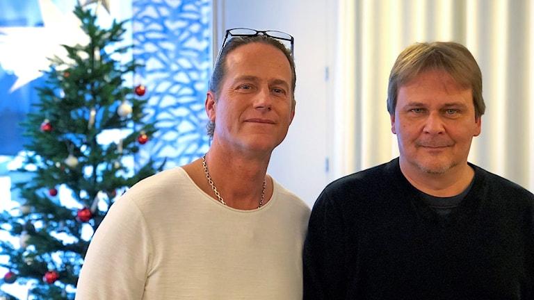 Lars Gahlin och Mats-Ola Pålsson