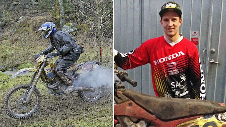 Endurotävling Novemberkåsan, Fredrik Brandt