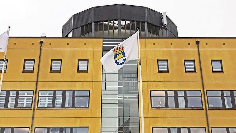 Polishuset i Växjö, polis, station