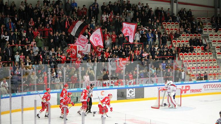 Troja-Ljungby firar mål