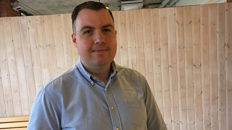 Bloggaren Mr Madhawk Svensson