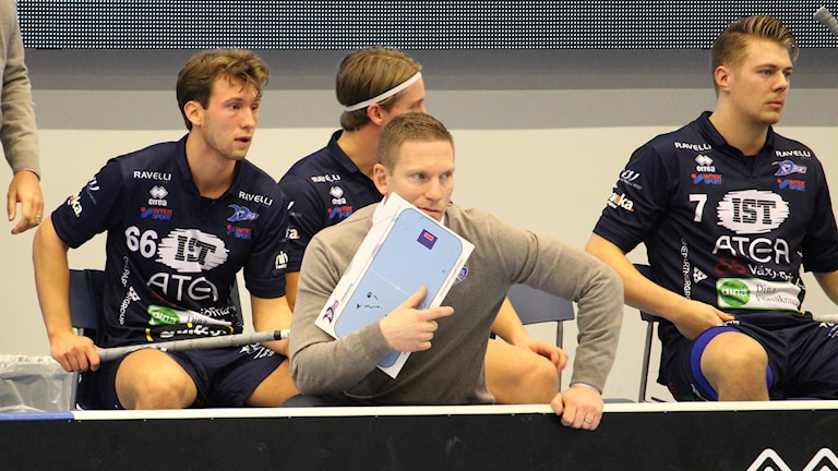 Växjö Vipers 2018/2019, depp, Niklas Nordén