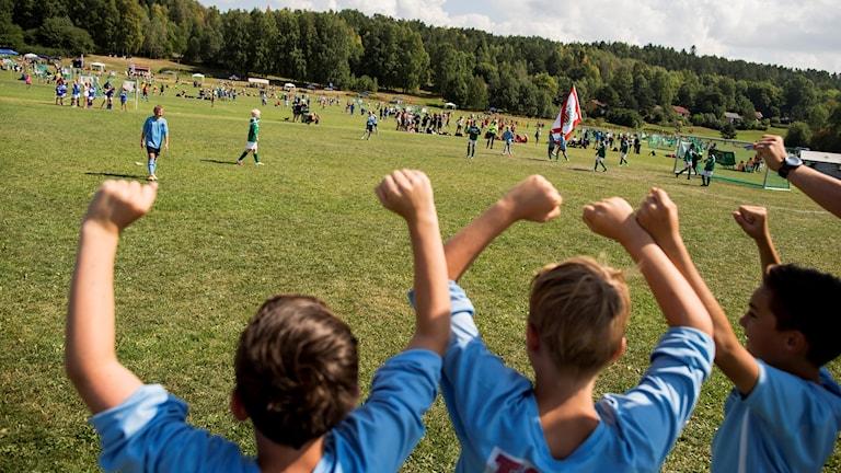ungdomsidrott, fotboll, sport