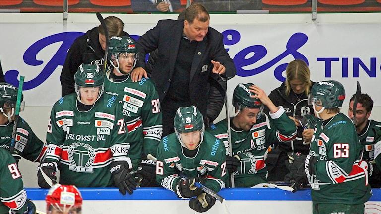 TAIF och tränare Mats Sundquist