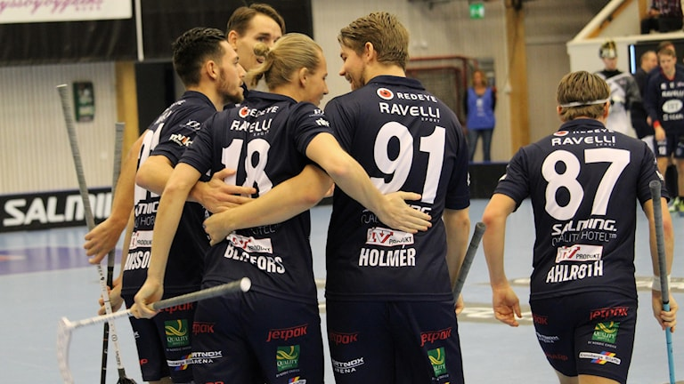 Växjö Vipers 2018/2019, jubel