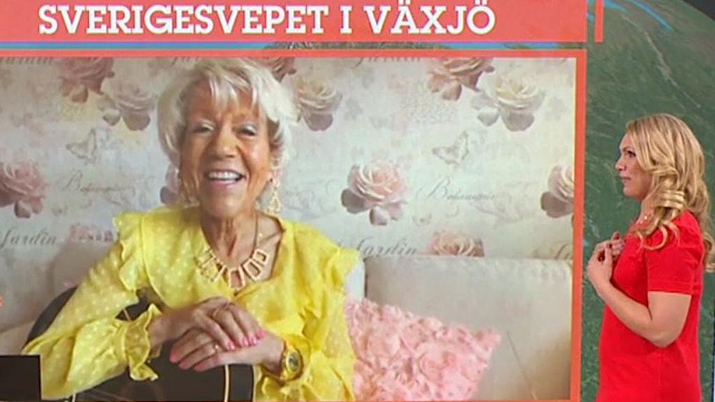 Mona G i TV4