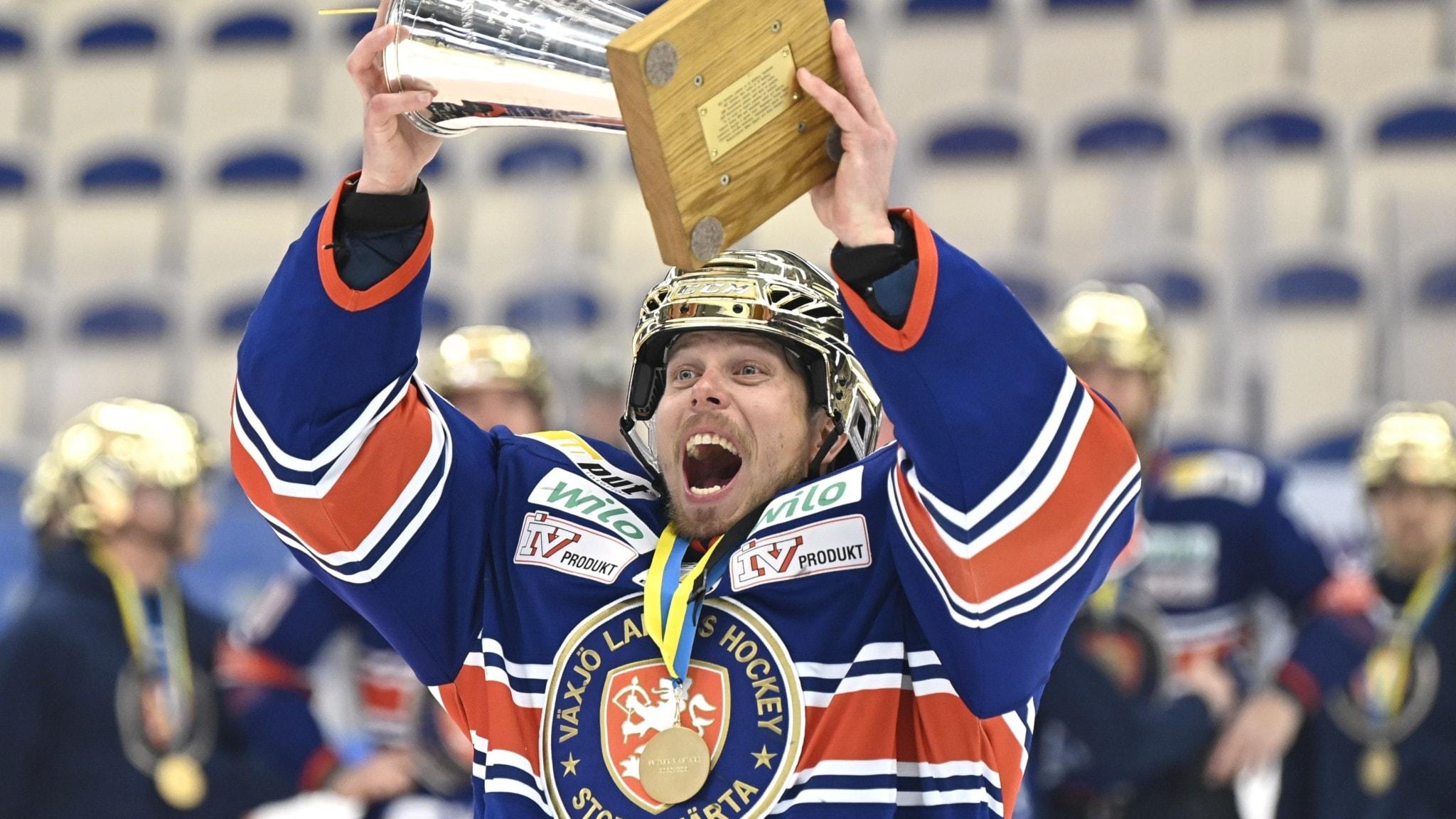 Viktor Fasth – Årets målvakt i SHL
