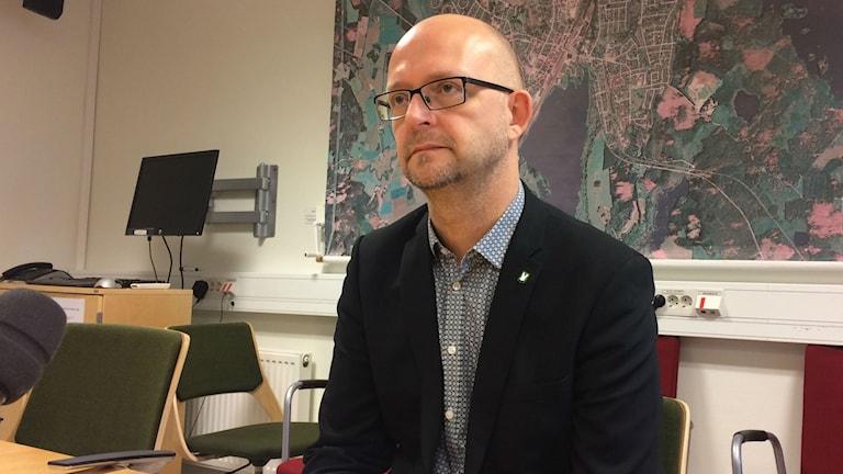 Carsten Wulff, chef utbildningsförvaltningen Alvesta.