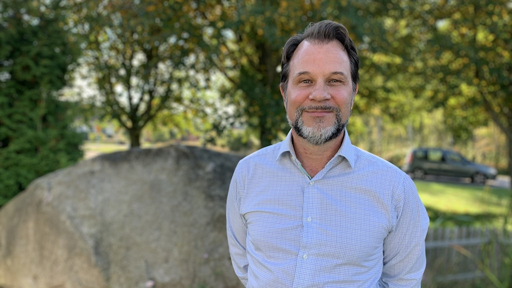 Niklas Sjögren.