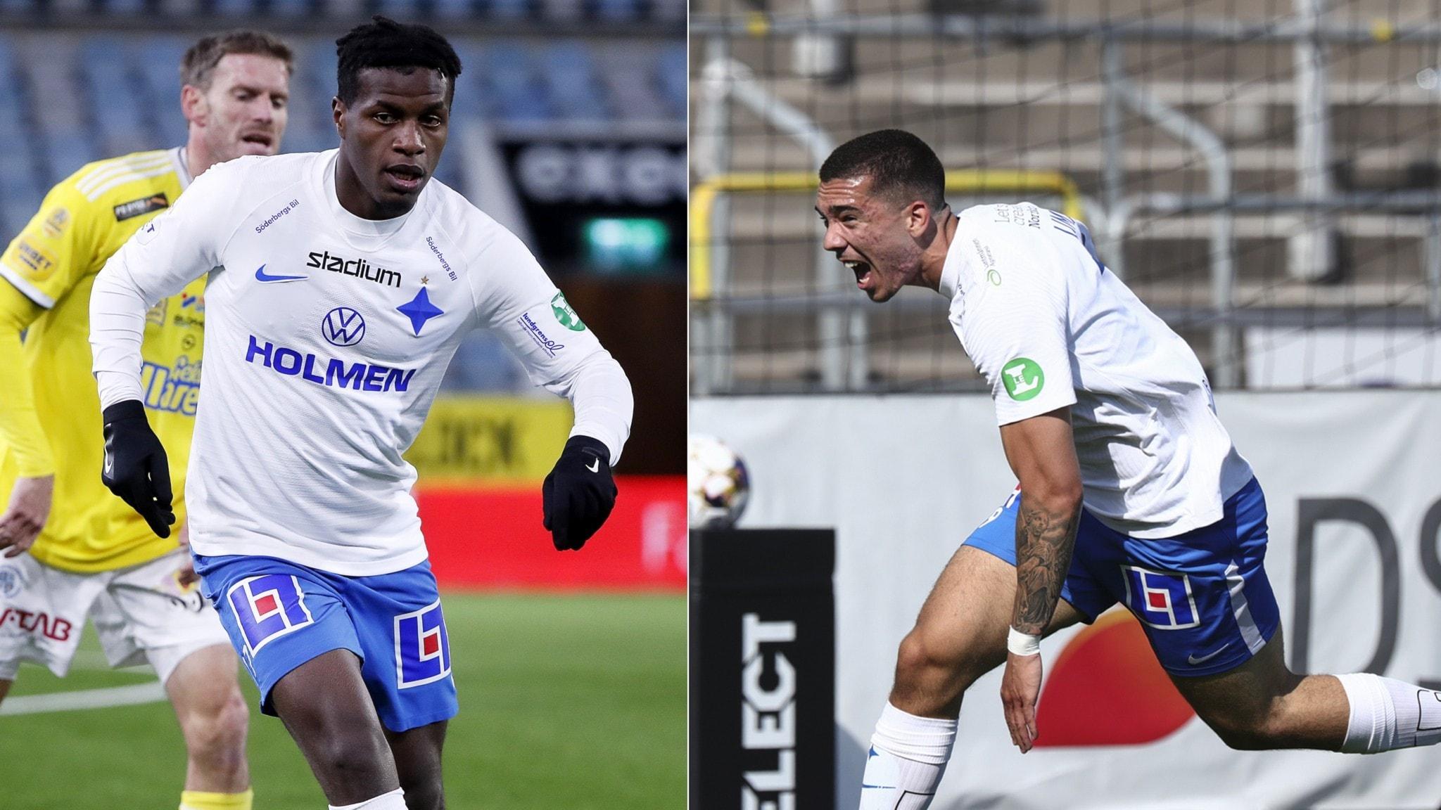 Östers IF lånar in två allsvenska spelare