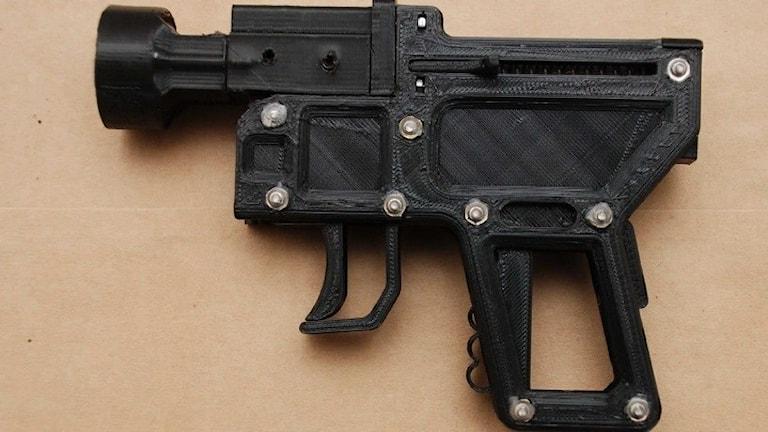 Pisto, revolver