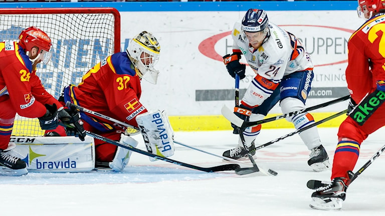 Ishockeymatch.