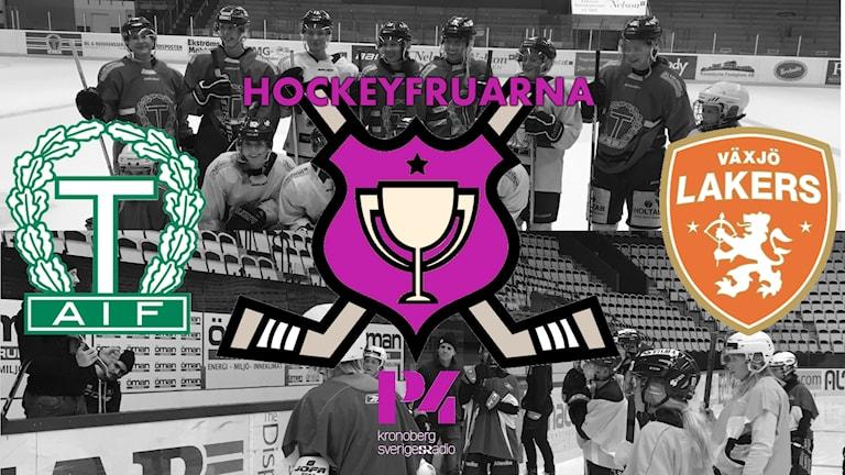 Hockeyfruarna, queens of taif, lakers ladies