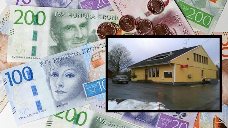 Pengar och Lanthandeln i Kalvsvik