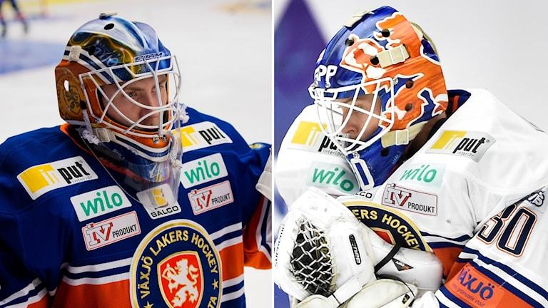 Viktor Andrén och Viktor Fasth.