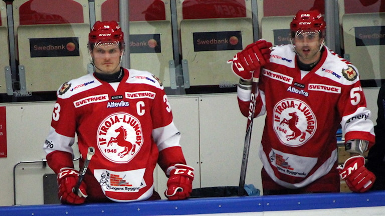 Troja-Ljungby 2017/2018, depp