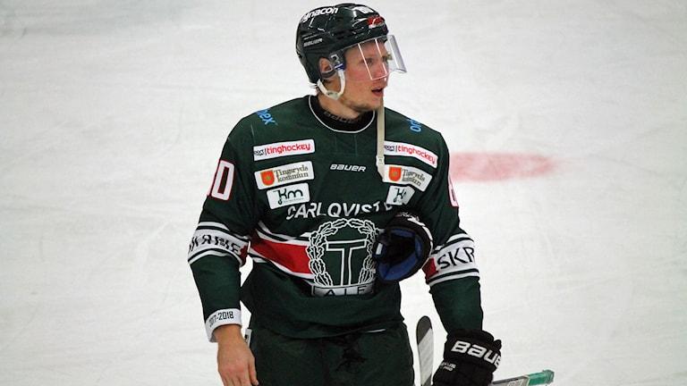 Tingsryd 2017/2018. Oscar Holst. Neutral/förlust.