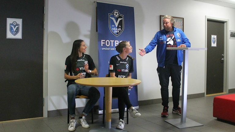 Växjö DFF, Karlsson