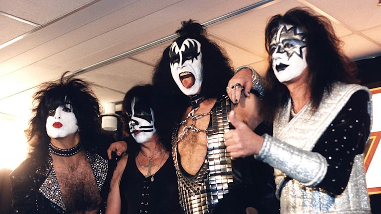 Rock-bandet kiss