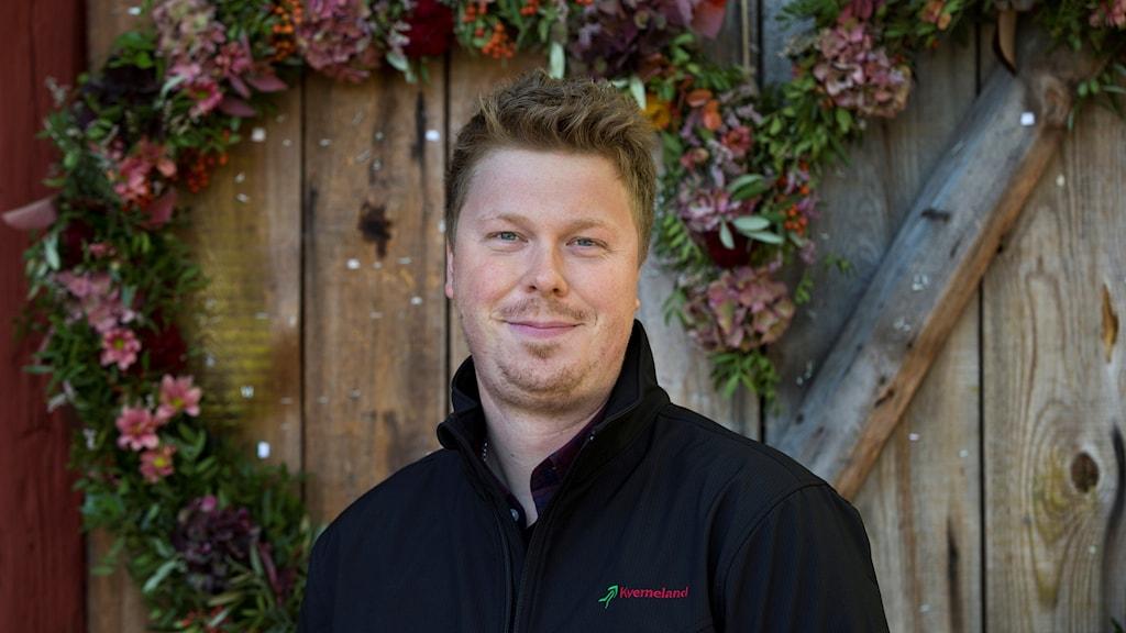 Magnus Svensson, bonde.