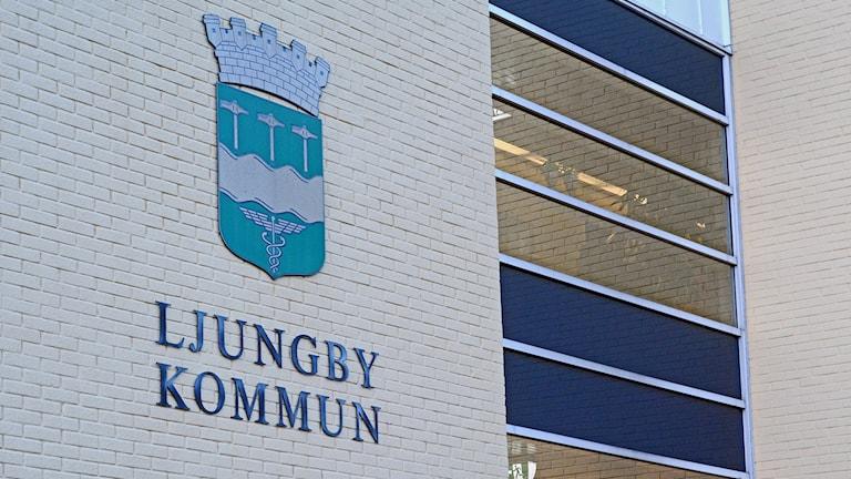 Ljungby kommun, kommunhus